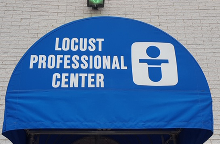 Professional Center Awning