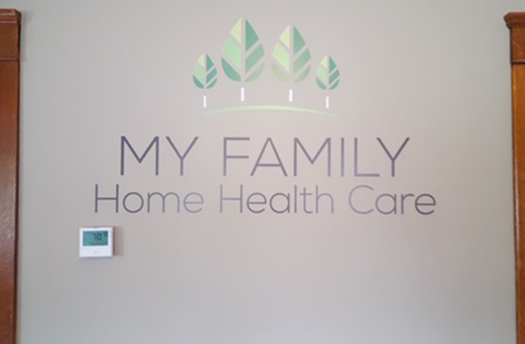 Family Health Care Sign